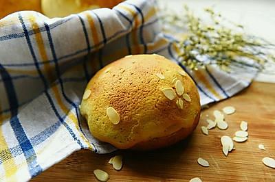 #东菱魔法云面包机#蜜豆墨西哥面包