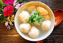 手作虾丸冬瓜汤的做法