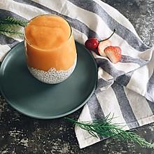 芒果奇亚籽汁