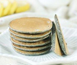 比铜锣烧好吃,比松饼简单,营养还翻倍,十分钟就出锅的快手小饼的做法