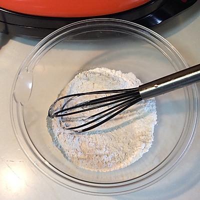 利仁电饼档试用之韩式海鲜煎饼的做法 步骤4
