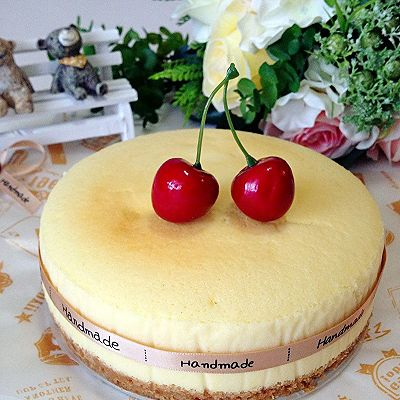 重芝士蛋糕—我不怕千万人阻挡只怕自己投降