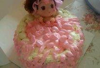 迷糊娃娃蛋糕的做法