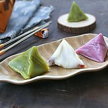 #甜粽VS咸粽,你是哪一党?# 三彩冰粽