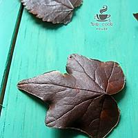 树叶巧克力的做法图解6