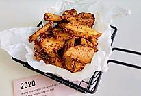 #宅家厨艺 全面来电#吃不腻的烤薯角的做法