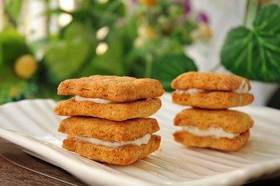 奶油夹心饼干#九阳烘焙剧场#