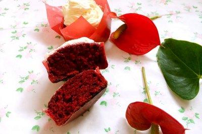甜菜根红丝绒蛋糕