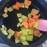 蔬菜蒸粗麦粉--塔吉锅菜谱的做法图解5