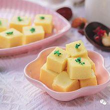 玉米布丁【宝宝辅食食谱】