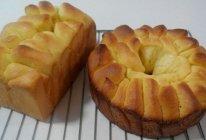 日式香浓炼乳面包(附自制炼乳方法)的做法