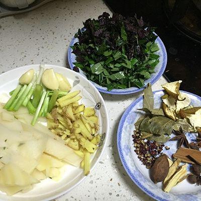田螺鸭脚煲的菜谱_冰箱_豆果猪蹄美食冻在做法能放多久图片
