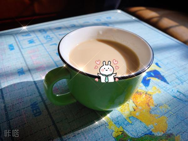 自制续命奶茶的做法