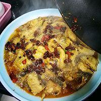 家常多味鱼 泡椒和香辣的结合的做法图解12