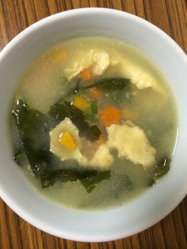 怎样做海带鸡蛋汤好吃
