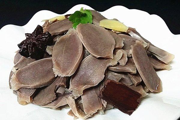 盐水鸭胗 #金龙鱼外婆乡小榨菜籽油 最强家乡菜#的做法