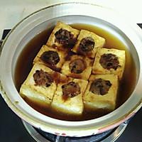 砂锅豆腐酿的做法图解10