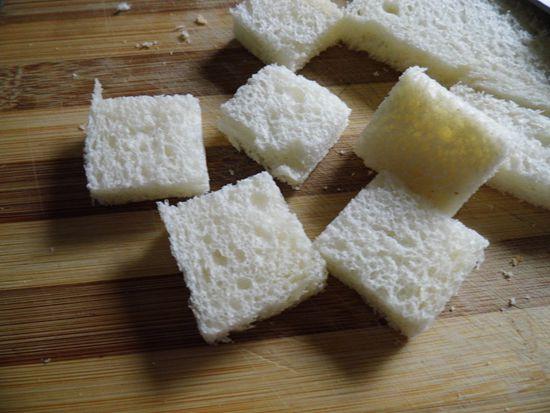 九阳烘焙剧场#木糖醇面包布丁