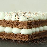 谁都能学会的裱花款式——可可蛋糕的做法图解13