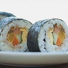 [快厨房] 紫菜包饭