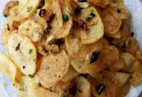 干煸土豆片的做法