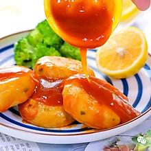 酸甜鸡肉饼 宝宝辅食食谱