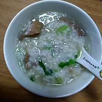 猪肝芹菜山药粥