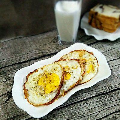 早餐煎荷包蛋