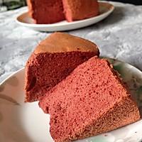 #甜蜜厨神#红丝绒蛋糕的做法图解8