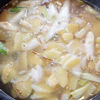 #美食新势力#家庭版土豆大葱汤的做法图解5