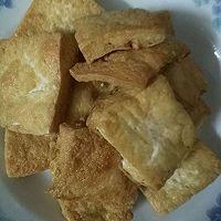 自榨油豆腐