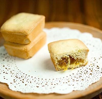 凤梨酥~酥松化口,甜而不腻