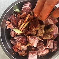 在家自制美味的羊肉串的做法图解3