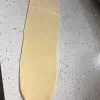 ‼️一次发酵㊙️奶香十足的手撕面包的做法图解6