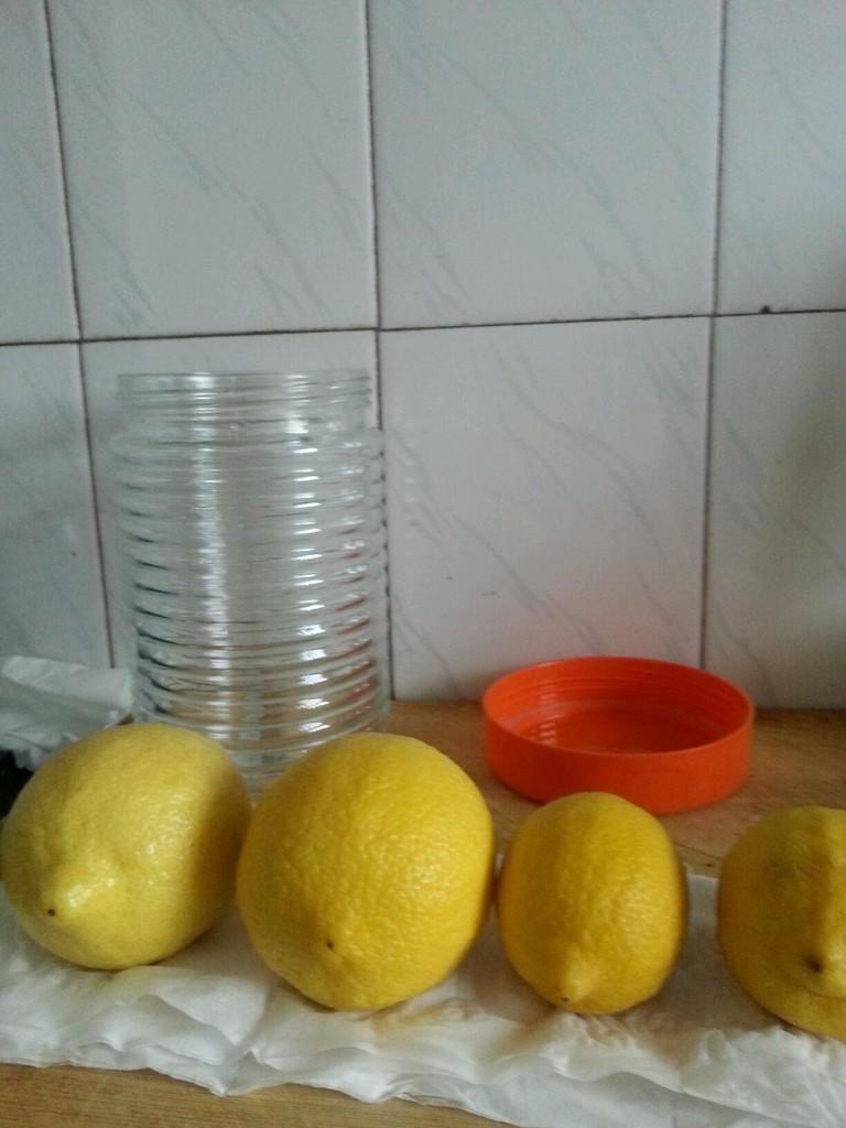 養顏減肥檸檬醋的做法_【圖解】養顏減肥檸檬醋怎麼 ...