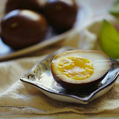 溏心卤蛋——附煮溏心蛋方法
