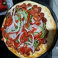 披薩的做法圖解8