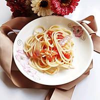 #精品菜谱挑战赛#番茄酱意大利面的做法图解11