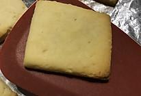 快手牛奶饼干的做法