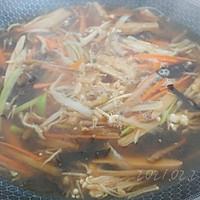 豉油葱香酸辣汤的做法图解5