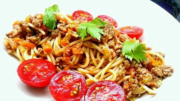 传统意大利肉酱面的做法