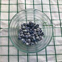"""茶油蓝莓玛芬#在""""家""""打造ins风美食的做法图解6"""