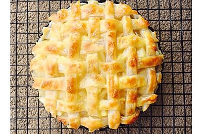苹果派(手抓饼、飞饼版)