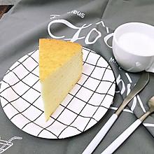 蛋香味十足的原味戚风蛋糕-附0失败注意事项-6寸8寸10寸
