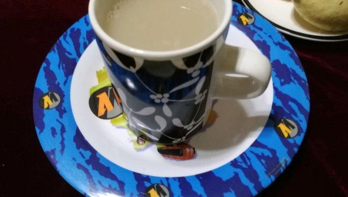 红豆黄豆小米豆浆#雀巢营养早餐#