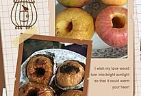 肉桂烤苹果的做法