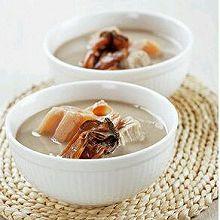 生蚝干莲藕煲