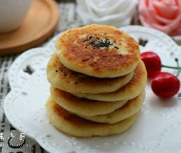 奶香山药饼#美的早安豆浆机#的做法