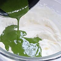 #豆果10周年生日快乐#抹茶冰淇淋的做法图解7