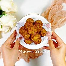 炸肉丸(内含荸荠)❤️家庭常备菜❤️妈妈的味道